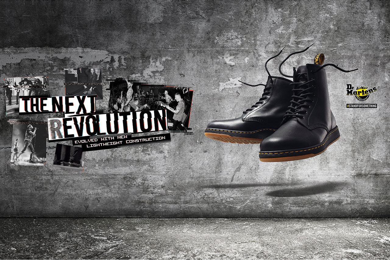 Dr. Martens - Media+Advertising by Whink